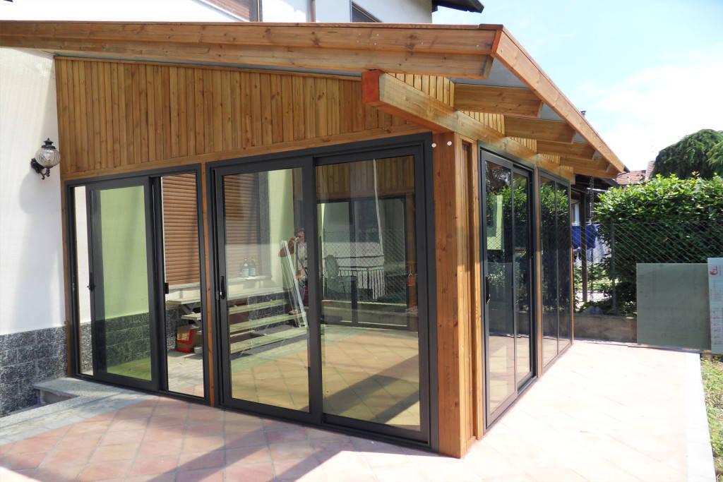 Galeria cortinas de cristal cerramientos de terrazas - Prezzi verande per terrazzi ...