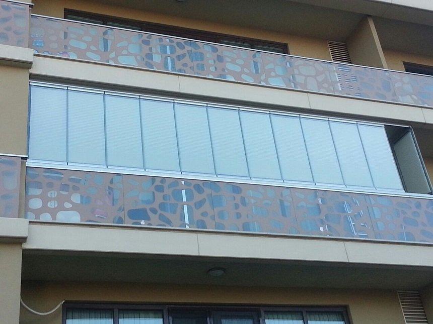cortinas de cristal Elda